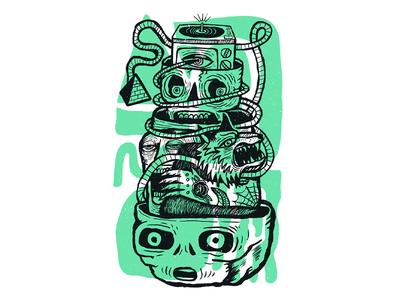 totem machine