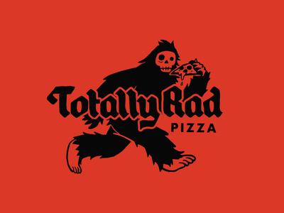 Totally Rad Pizza