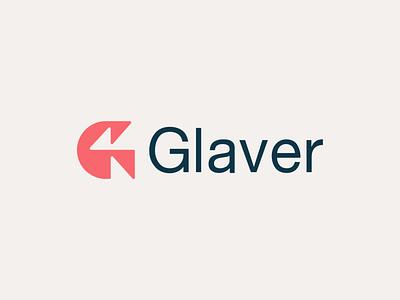 Glaver freelance creative simple minimal brand identity g letter g g mark g logo vector design letter mark mark symbol logo illustration identity branding technology abstact