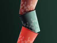 Cuèilli Tea Branding