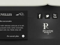 Premiere Moisson - Website
