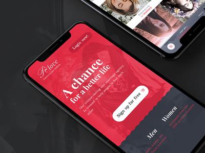 Plove Mobil mobile agency love dating