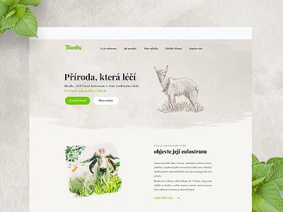 Bioalis 1 nature goat immunity