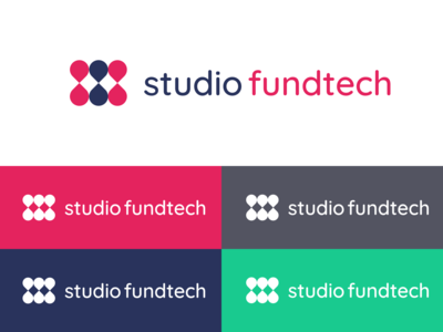 Studio fundtech logo design