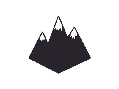 Mountain Icon mountain nature icon