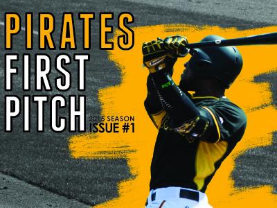 Pirates First Pitch Publication Design