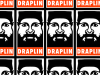 Draplin Sticker