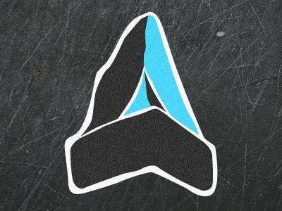 Baltimore Sharks Alternate Logo