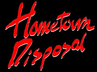 Hometown Disposal Grunge