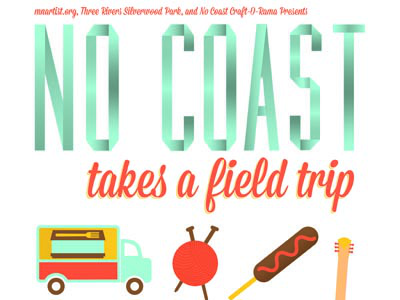 No Coast Promotional Poster