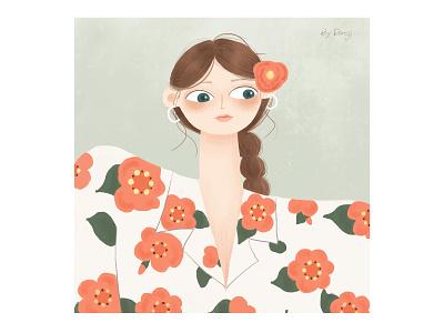 Ipad Procreate Illustration girls people design procreate illustraion ipadpro art