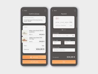 Credit card chekout #dailyui#002_2