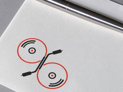 """96"" Radio Station Logo Design"