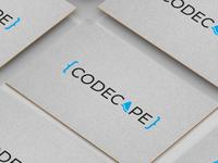CodeCape Logo Design