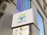 Servus Logo Design