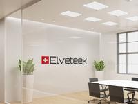 Elveteek Logo Design