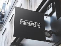Frohnsdorff & Co. Logo Design