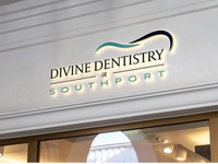 Divine Dentistry Logo Design