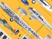 Croydon Airport Poster