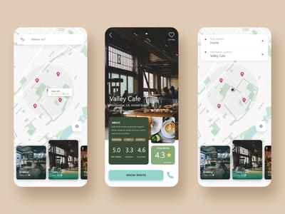 Café Finder