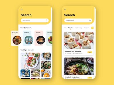 Easy Make Recipe App
