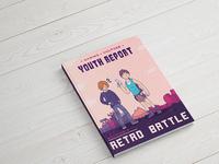 Retro Gaming magazine cover