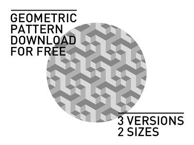 Geometric Pattern pattern geometric free freebie photoshop background download 3d
