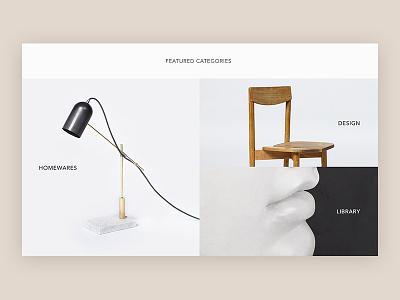 Good times design grid minimal layout website