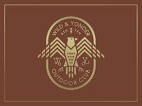 Wild & Yonder badge
