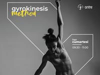 Gyrokinesis Method Poster