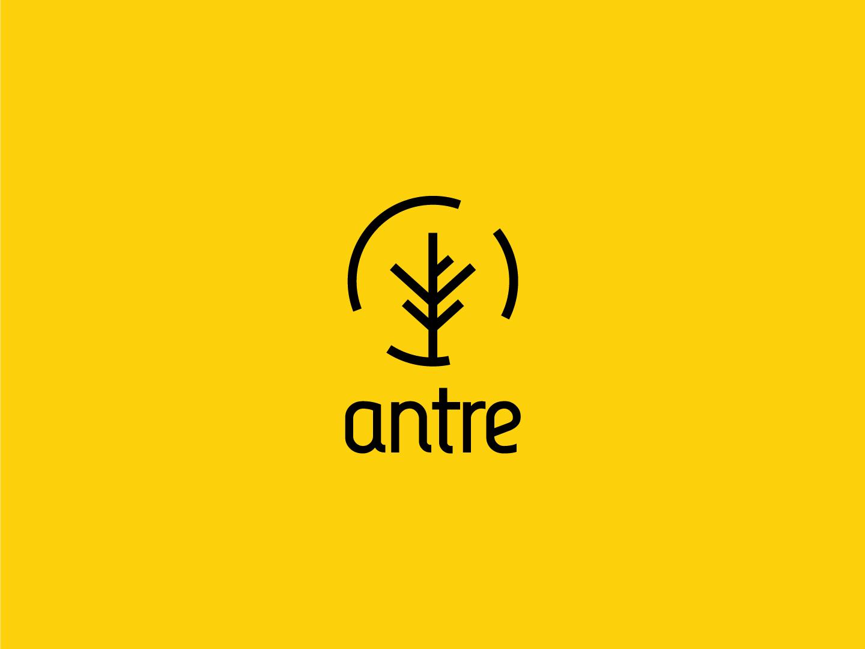 Antre Cafe Logo By Doga Yilmaz On Dribbble