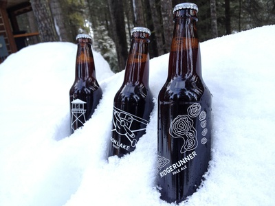 Backcountry Brew Co. Labels