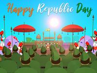 Happy Indian Republic Day!