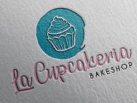 La Cupcakeria Rebrand