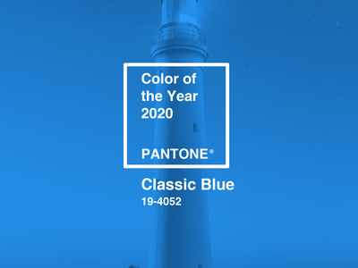 Pantone Color of the Year 2020 2020 design trend pantone
