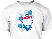 One Nation. One Beard.