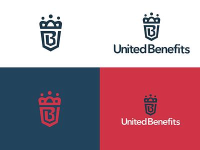 United Benefits Alliance branding vector logo