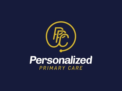Personalized Primary Care care primary ppc logo doctor