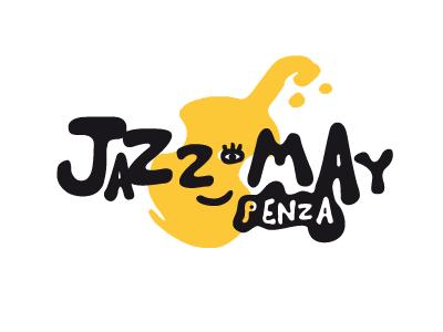 Jazzmay fest | for SALE fun music festival jazz logo