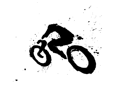 2020 2020 bicycle cyclist calligraphy bike logo
