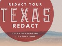 Texas Department of Redaction