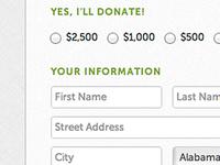 Donates.To close-up