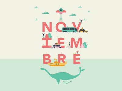 Noviembre / November