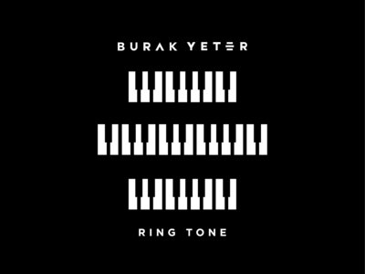 New logo for Burak Yeter / RING TONE