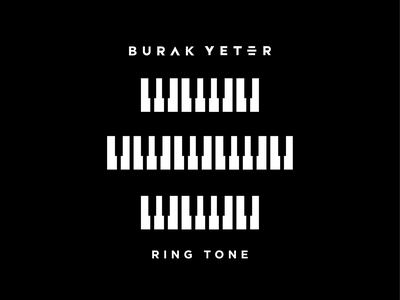 New logo for Burak Yeter / RING TONE branding design logotype branding illustration design logo