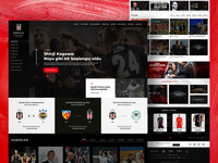 Beşiktaş JK | Football Club Website