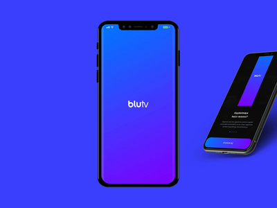BluTv - Mobile App Redesign