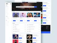 Biletix Redesign Concept