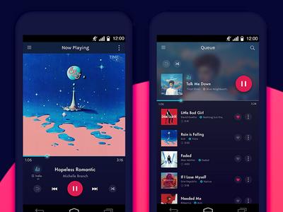 Tunite Music App