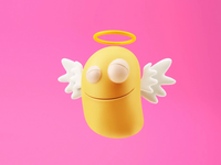 Snappy angel
